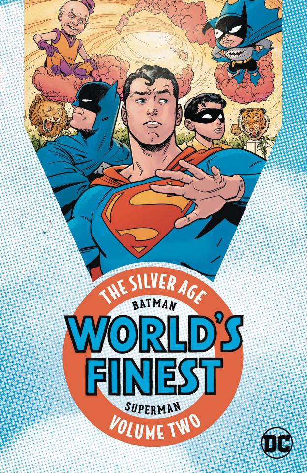 Batman & Superman in World's Finest Vol. 2