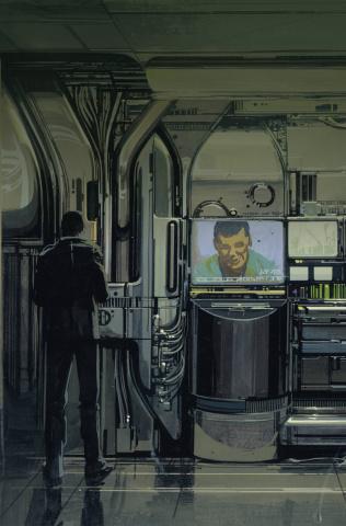 Blade Runner 2029 #5-8 (Virgin Syd Mead Pack)