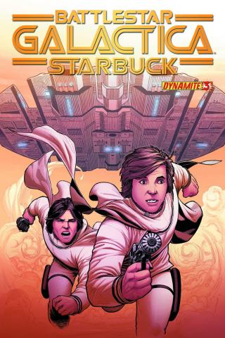 Battlestar Galactica: Starbuck #3