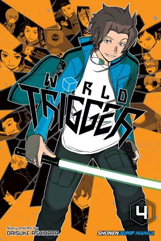 World Trigger Vol. 4