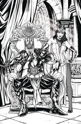 Grimm Fairy Tales: Tarot #6 (Riveiro Cover)