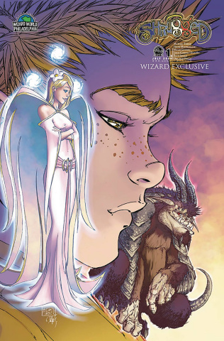 Shrugged #1 (Wizard World Philly 2006 Cover)