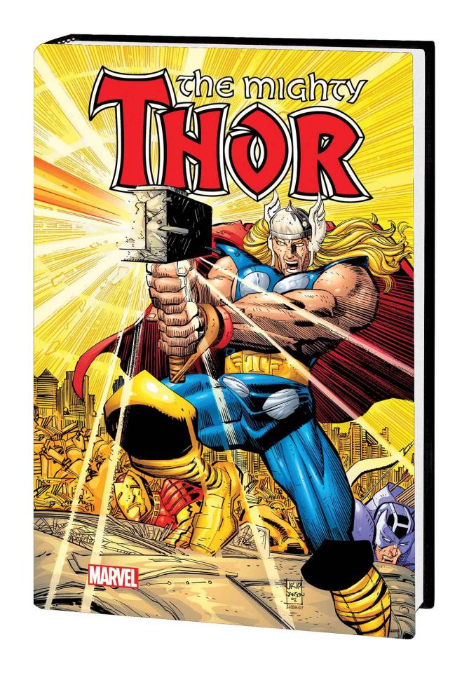 The Mighty Thor: Heroes Return Vol. 1 (Omnibus)