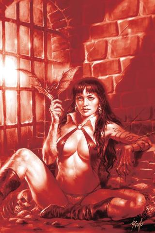 Vampirella #11 (21 Copy Parrillo Tint Virgin Cover)