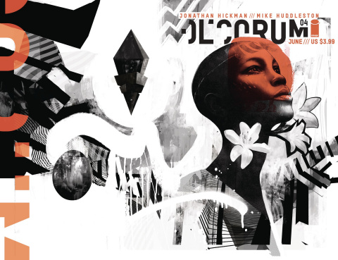 Decorum #4 (Huddleston Cover)