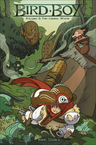 Bird Boy Vol. 2: The Liminal Wood
