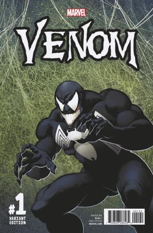 Venom #1 (McFarlane Cover)