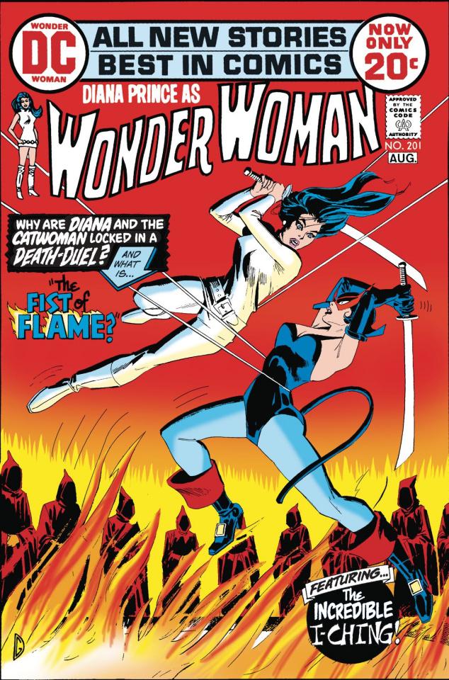 Wonder Woman: Diana Prince 50th Anniversary Omnibus