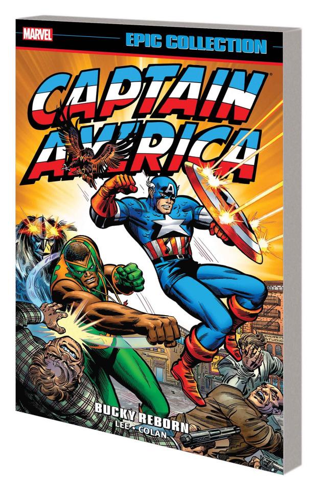 Captain America: Bucky Reborn (Epic Collection)
