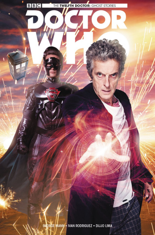 Doctor Who: The Twelfth Doctor - Ghost Stories #1 (Photo Cover)