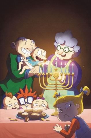 Rugrats: C Is For Chanukah Special #1