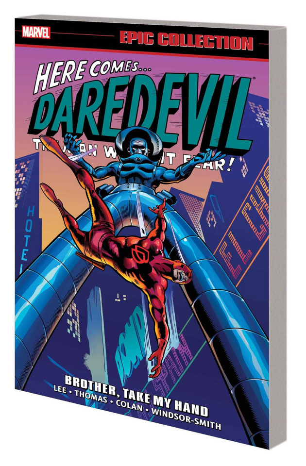 Daredevil: Brother, Take My Hand (Epic Collection)