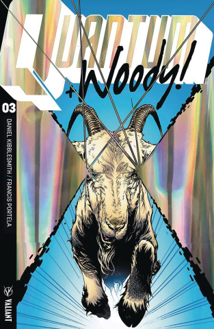 Quantum & Woody #3 (20 Copy Ultra Foil Chase Cover)