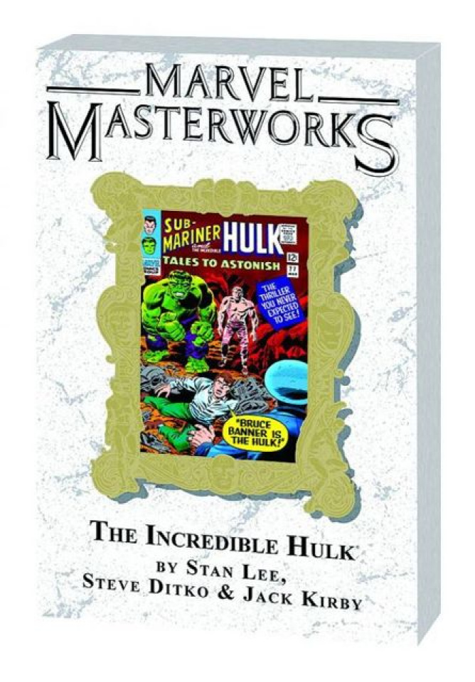 The Incredible Hulk Vol. 2 (Marvel Masterworks)