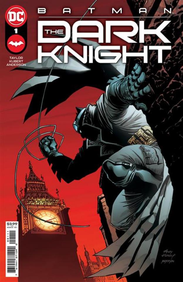 Batman: The Dark Knight #1 (Andy Kubert Cover)