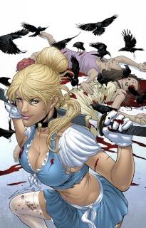 Grimm Fairy Tales: Cinderella #5 (Laiso Cover)