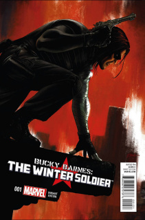 Bucky Barnes: The Winter Soldier #1 (Epting Cover)
