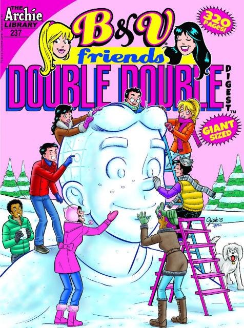 B & V Friends Double Double Digest #237