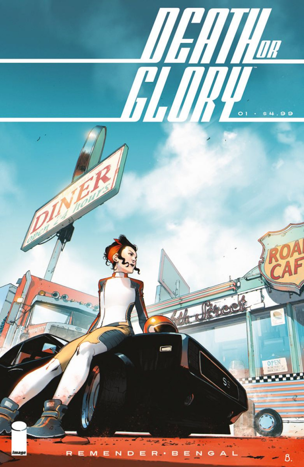 Death or Glory #1 (Bengal Cover)