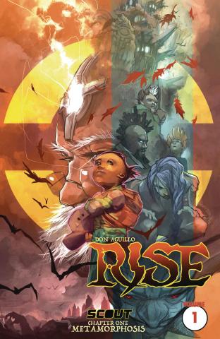 Rise Vol. 1: Metamorphosis