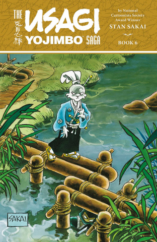 The Usagi Yojimbo Saga Vol. 6