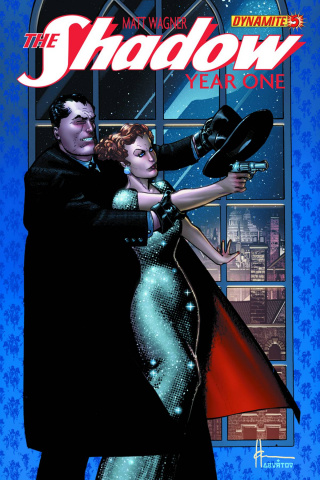 The Shadow: Year One #5 (Chaykin Cover)