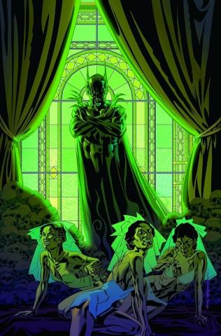 Batman #35 (Monsters Cover)