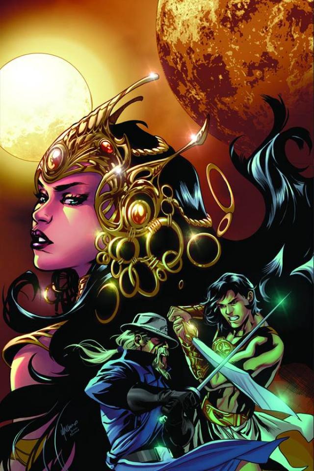 John Carter: Warlord of Mars #6 (30 Copy Lupacchino Virgin Cover)