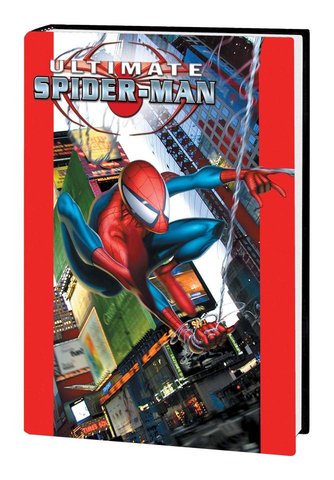 Ultimate Spider-Man Vol. 1 (Omnibus Quesada Cover)