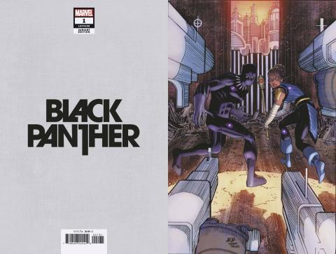 Black Panther #1 (Romita Jr Virgin Cover)