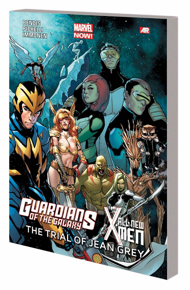 Guardians of the Galaxy / All-New X-Men: The Trial of Jean Grey
