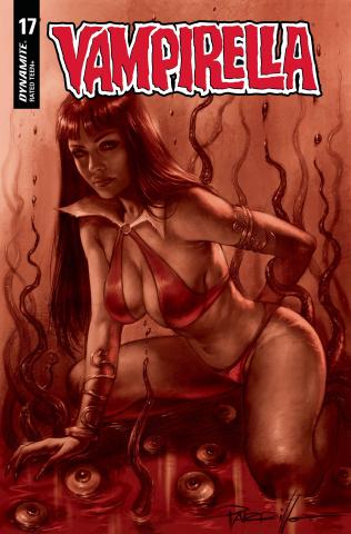 Vampirella #17 (15 Copy Parrillo Tint Cover)
