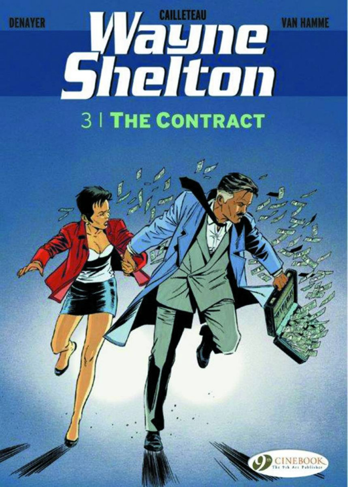 Wayne Shelton Vol. 3: The Contract