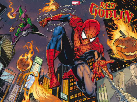 Red Goblin: Red Death #1 (Daughtry & Garney Cover)