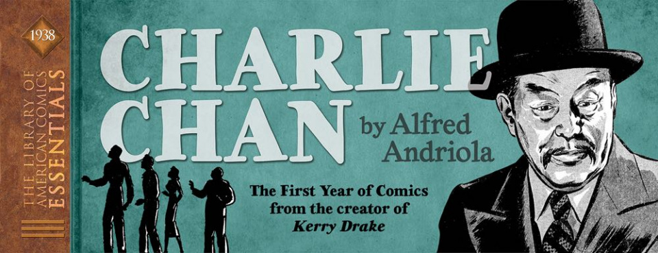 The Library of American Comics Essentials Vol. 13: Charlie Chan - 1938