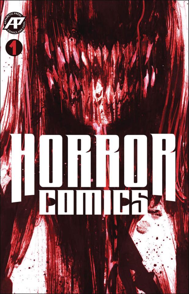 Horror Comics #1 (Teether Cover)