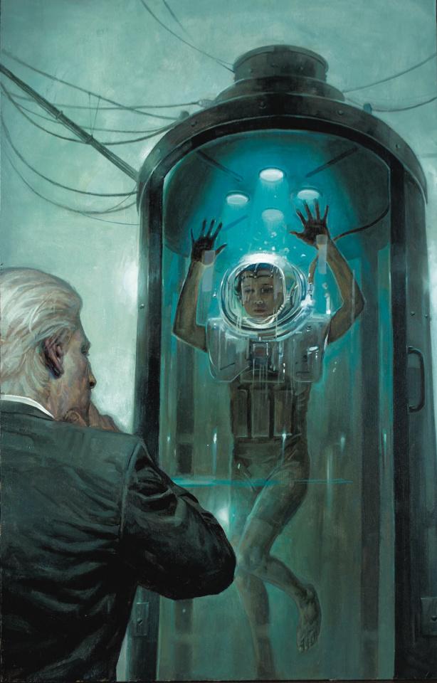 Stranger Things: Six #2 (Gist Cover)