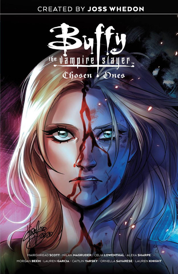 Buffy the Vampire Slayer: Chosen Ones