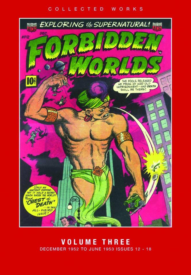 Forbidden Worlds Vol. 3