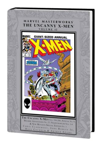 Uncanny X-Men Vol. 12 (Marvel Masterworks)