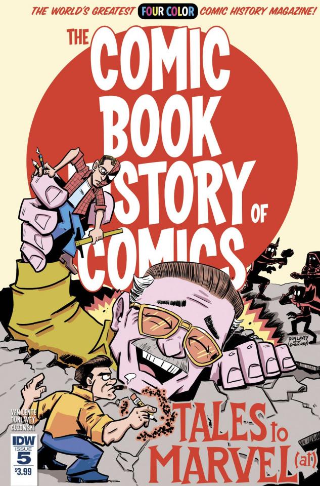 The Comic Book History of Comics #5