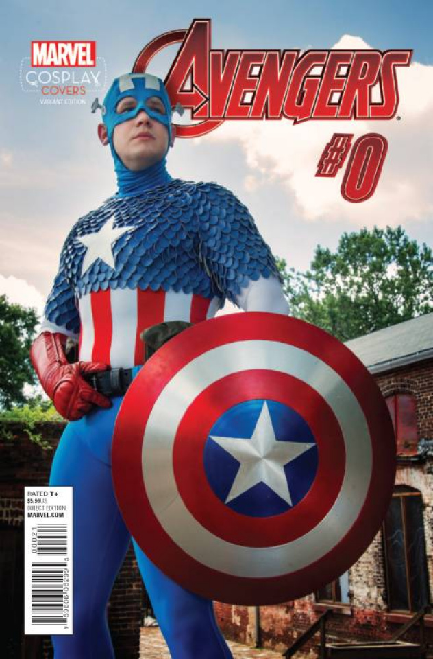 Avengers #0 (Cosplay Cover)