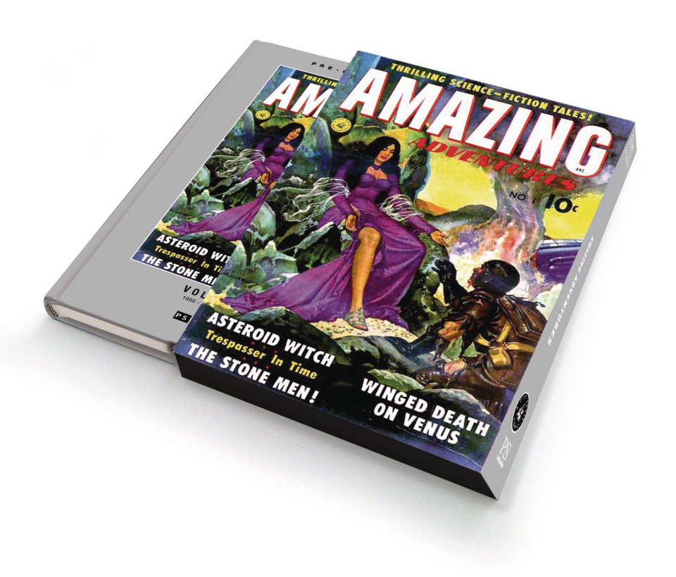 Amazing Adventures Vol. 1 (Slipcase Edition)