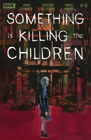 Something Is Killing the Children #16 (Dell'edera Cover)