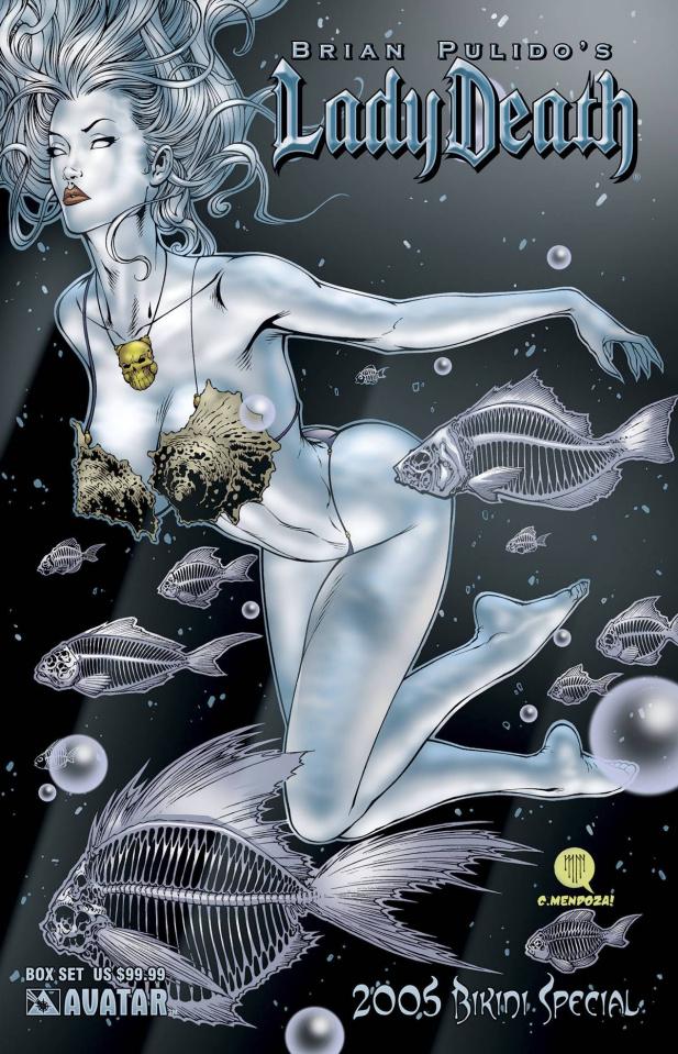 Lady Death 2005 (Bikini Special Deluxe Collector Box Set)