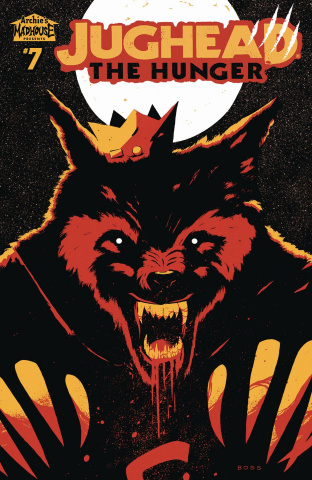 Jughead: The Hunger #7 (Boss Cover)