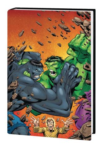 The Incredible Hulk by Peter David Vol. 2 (Omnibus Keown Hulk Cover)