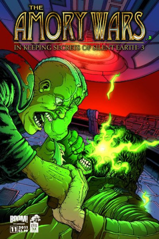 The Amory Wars: In Keeping Secrets of Silent Earth 3 #11