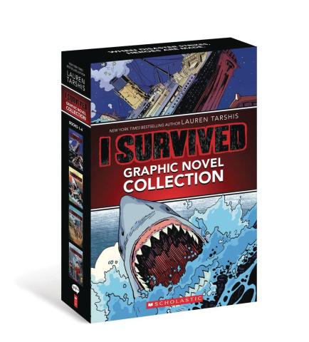 I Survived Vols. 1-4