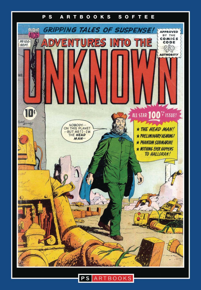 Adventures Into the Unknown! Vol. 17 (Softee)